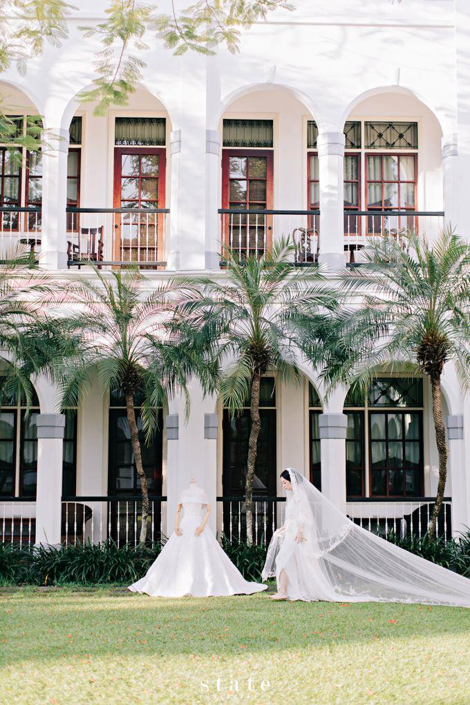Wedding - Jonathan & Cicilia by State Photography - 006