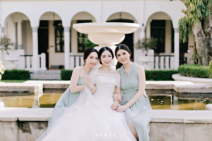 Wedding - Jonathan & Cicilia by State Photography - 015
