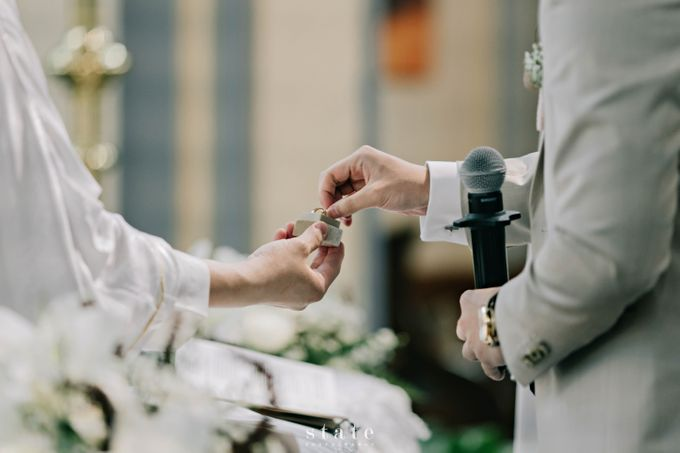 Wedding - Billy & Sharon by State Photography - 027