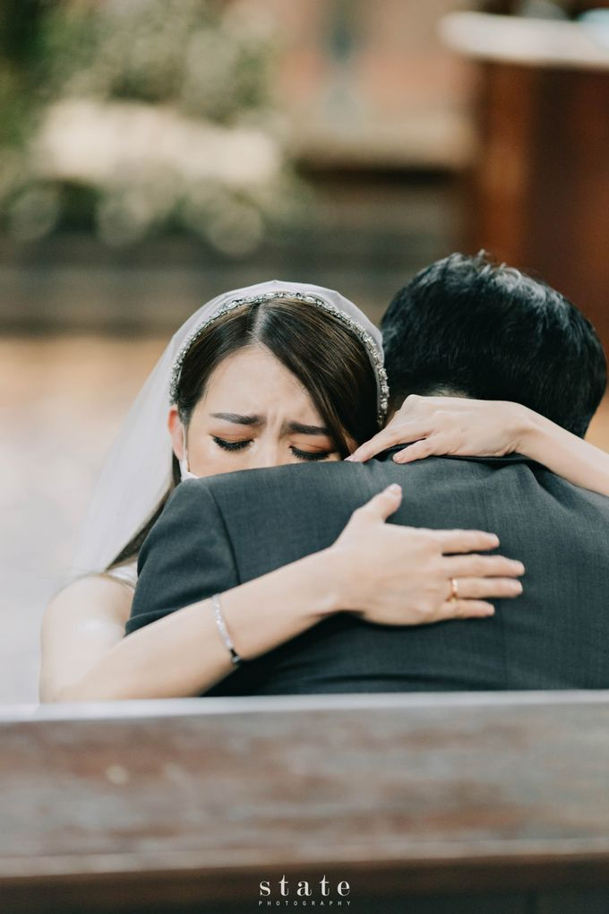 Wedding - Billy & Sharon by State Photography - 029