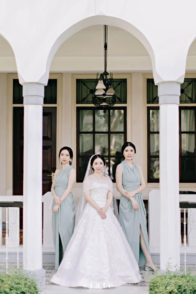 Wedding - Jonathan & Cicilia by State Photography - 016