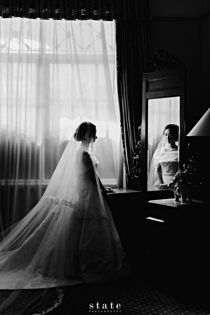Wedding - Jonathan & Cicilia by State Photography - 012
