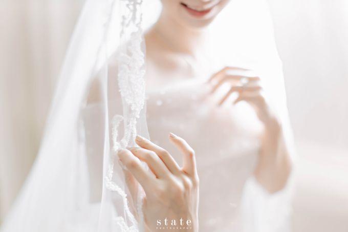 Wedding - Jonathan & Cicilia by State Photography - 014