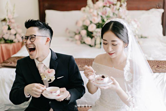 Wedding - Jonathan & Cicilia by State Photography - 018