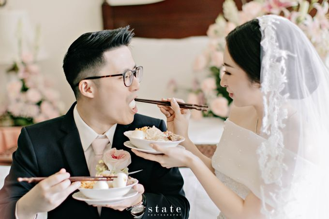 Wedding - Jonathan & Cicilia by State Photography - 017