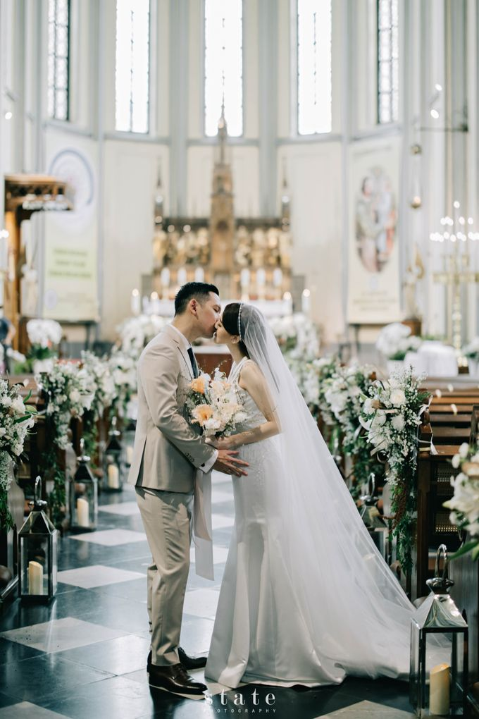 Wedding - Billy & Sharon by State Photography - 031