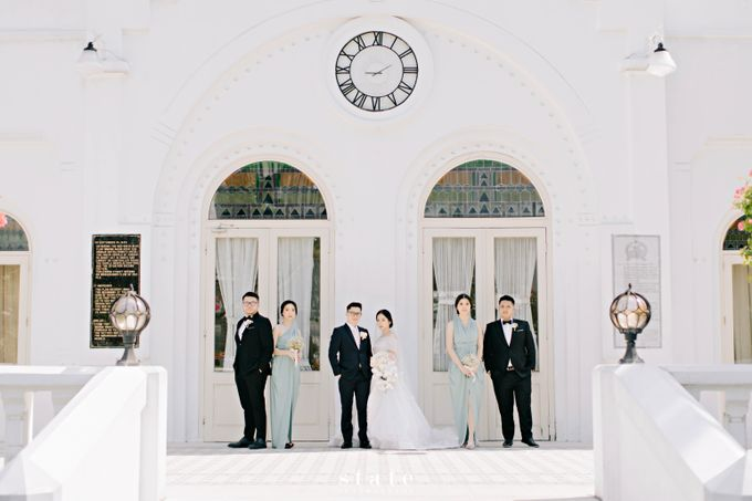 Wedding - Jonathan & Cicilia by State Photography - 023