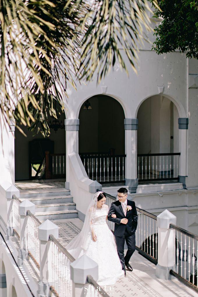 Wedding - Jonathan & Cicilia by State Photography - 020