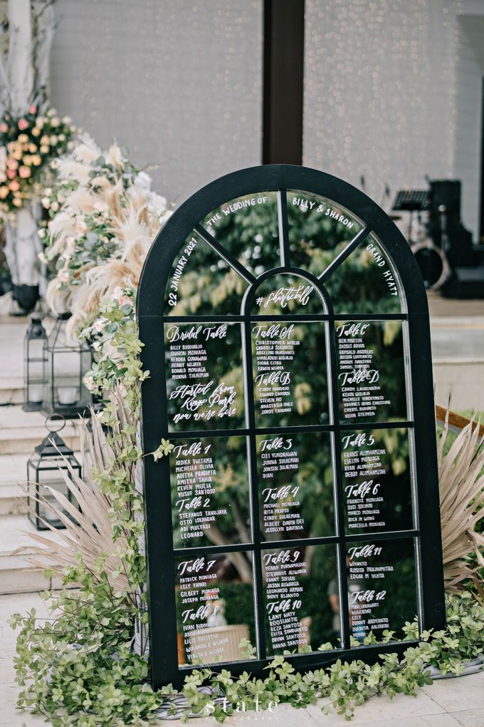 Wedding - Billy & Sharon by State Photography - 042