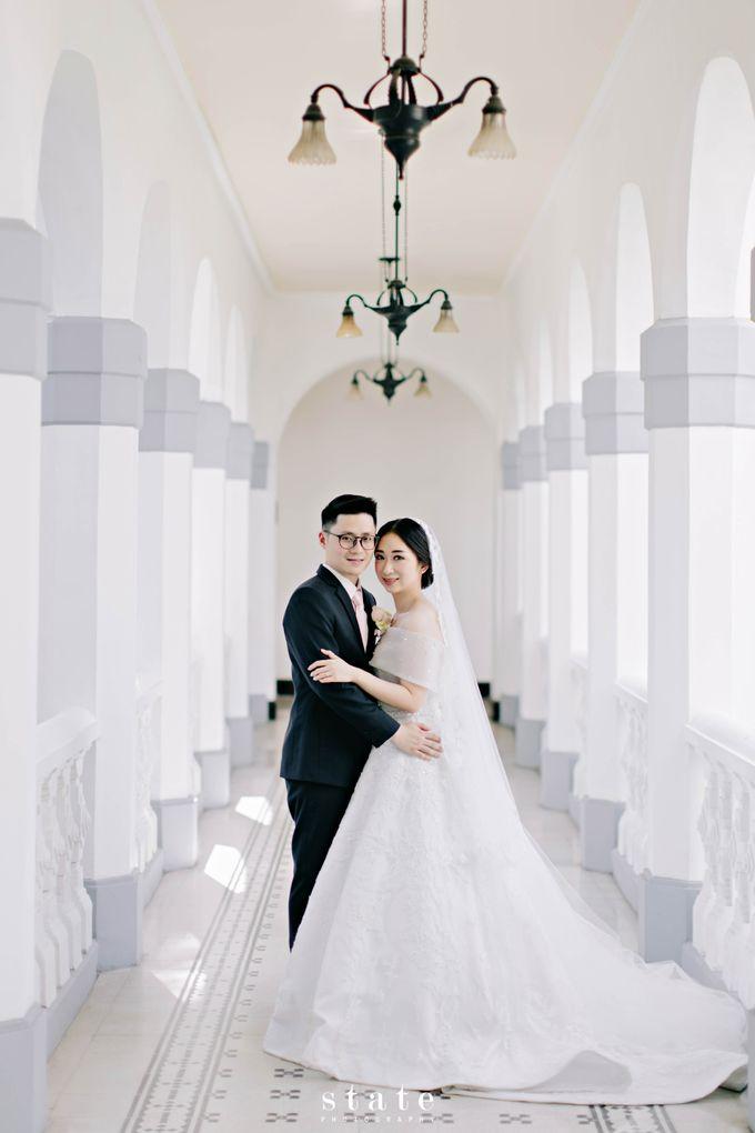 Wedding - Jonathan & Cicilia by State Photography - 019