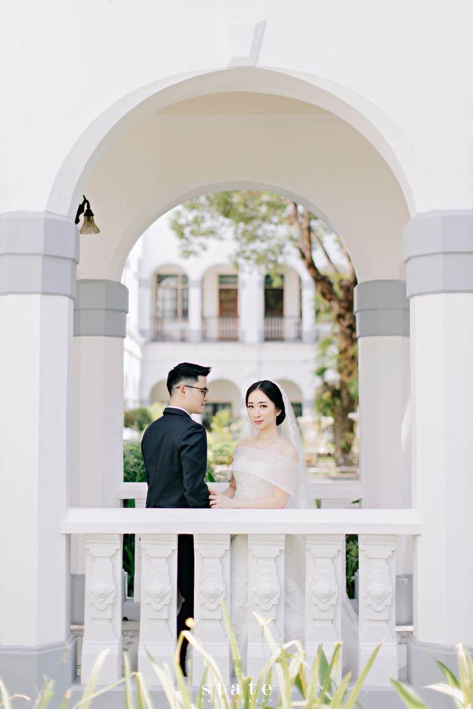 Wedding - Jonathan & Cicilia by State Photography - 022