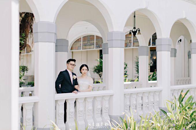Wedding - Jonathan & Cicilia by State Photography - 021
