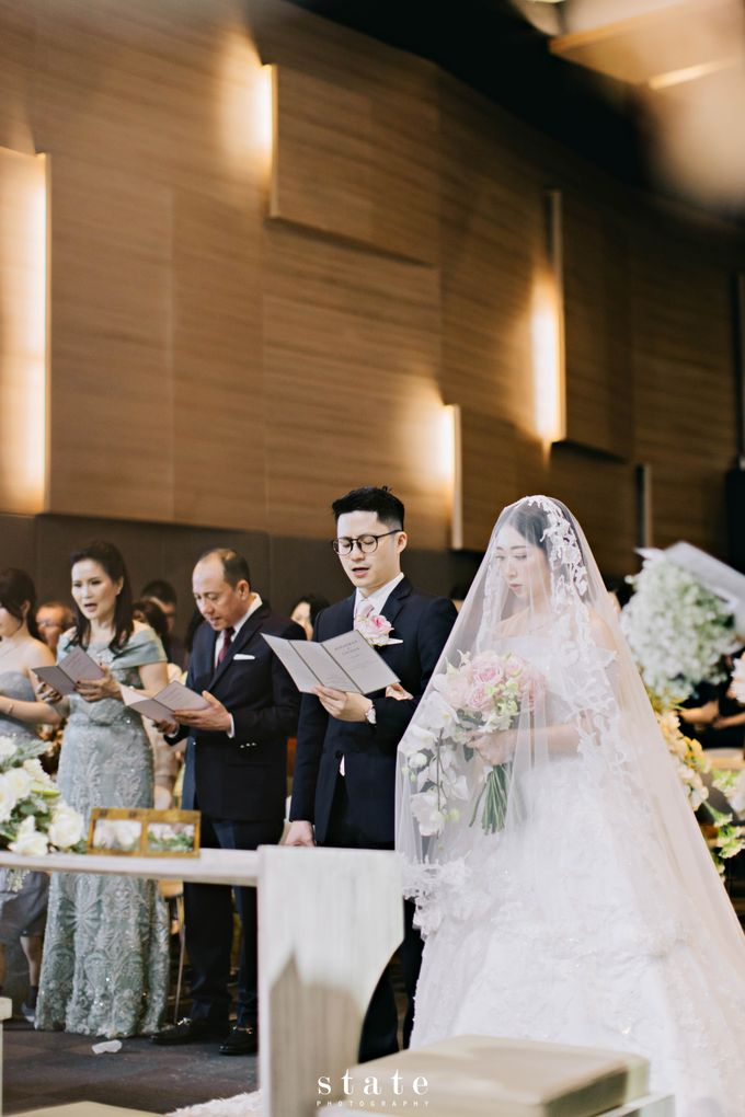 Wedding - Jonathan & Cicilia by State Photography - 025