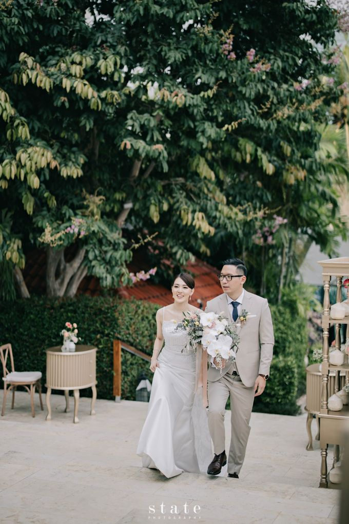 Wedding - Billy & Sharon by State Photography - 043