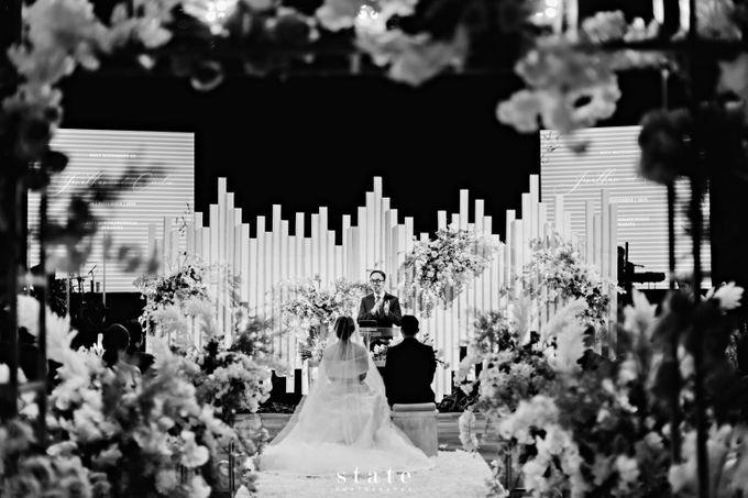 Wedding - Jonathan & Cicilia by State Photography - 026
