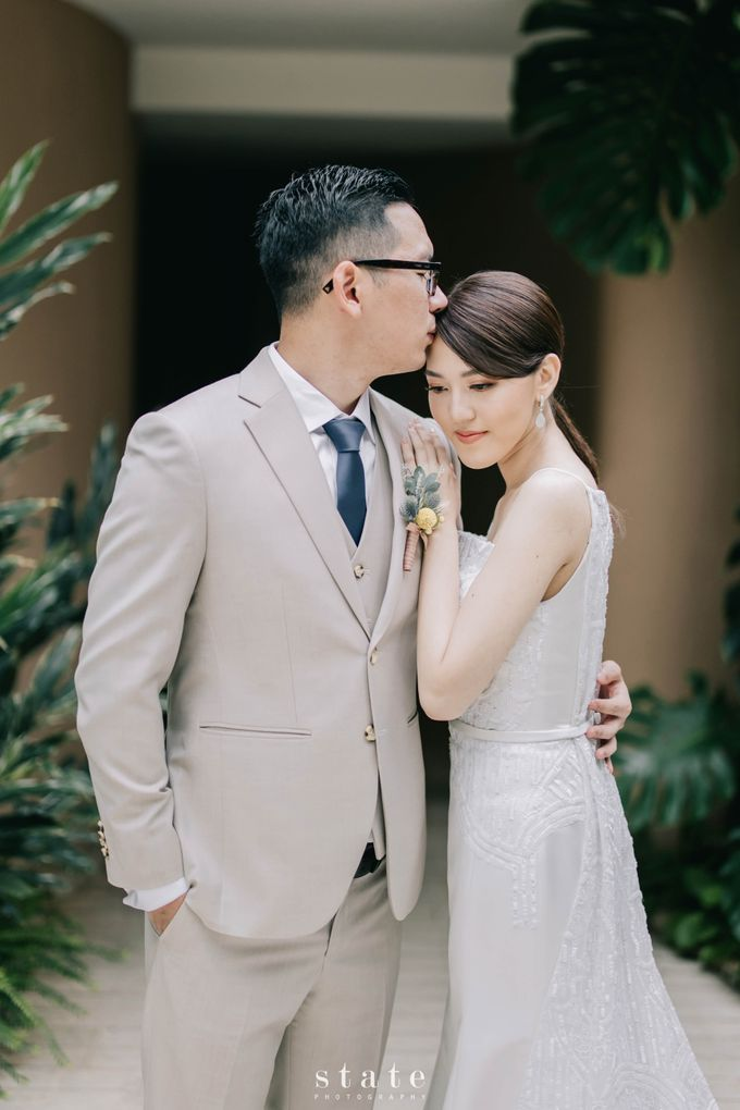 Wedding - Billy & Sharon by State Photography - 040