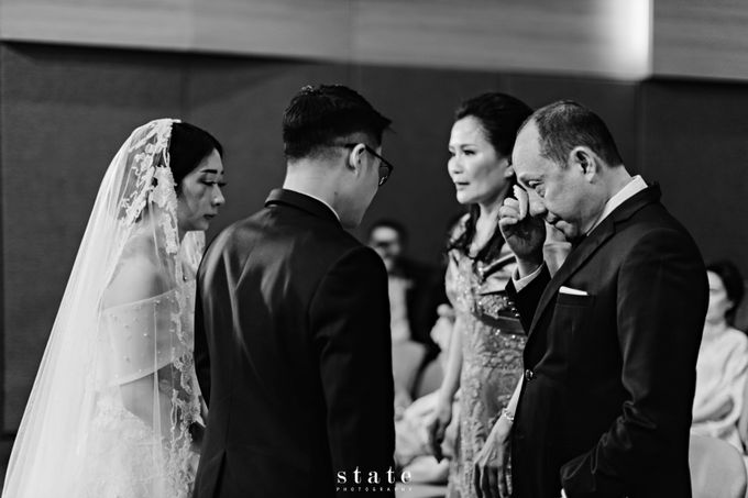 Wedding - Jonathan & Cicilia by State Photography - 029