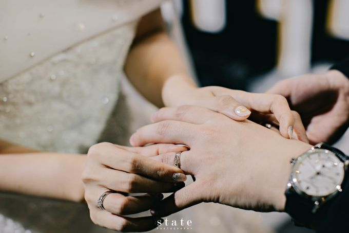 Wedding - Jonathan & Cicilia by State Photography - 027