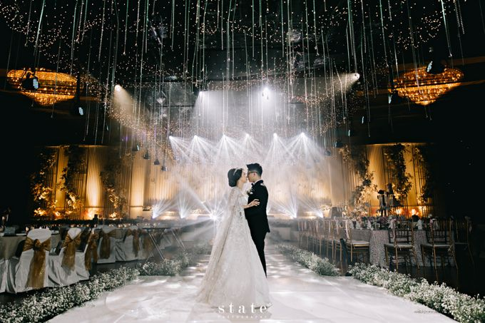 Wedding - Jonathan & Cicilia by State Photography - 039