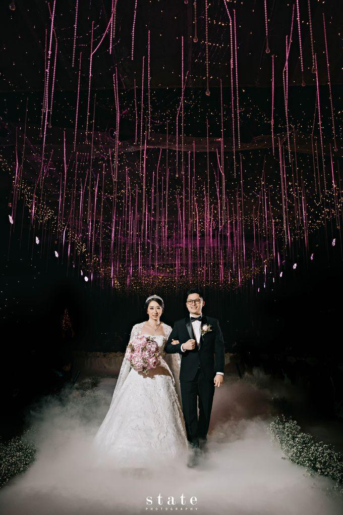 Wedding - Jonathan & Cicilia by State Photography - 033
