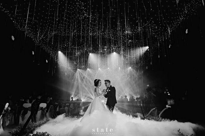 Wedding - Jonathan & Cicilia by State Photography - 035