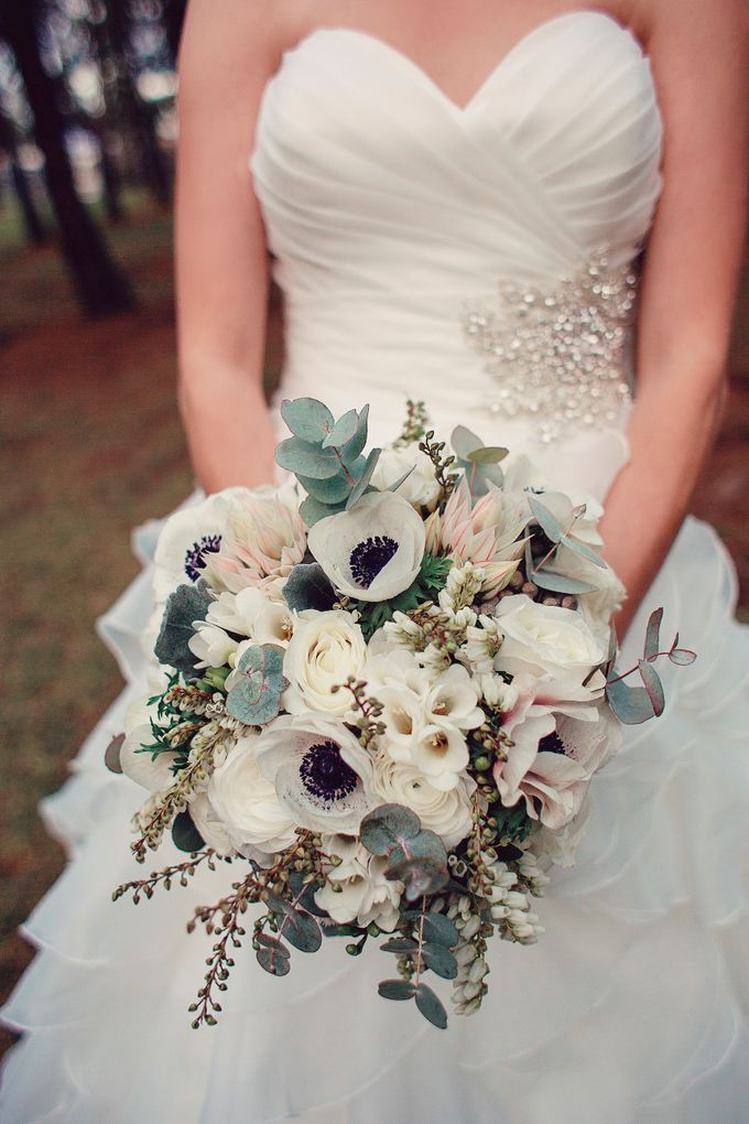 Vicky by Lovely Bridal Blooms - 001
