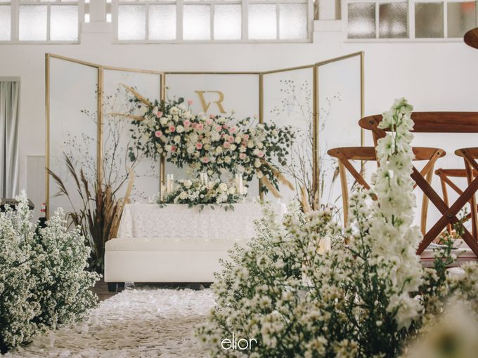 The Wedding of Victor and Risca by Elior Design - 016