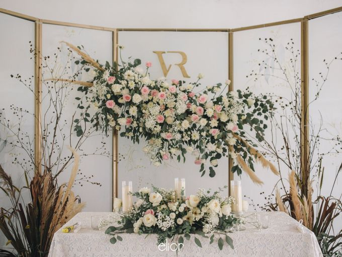 The Wedding of Victor and Risca by Elior Design - 011