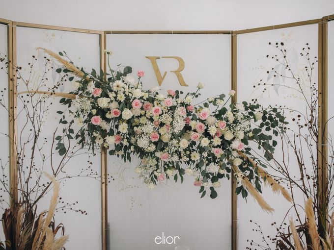 The Wedding of Victor and Risca by Elior Design - 012