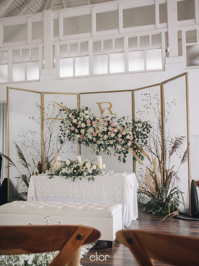 The Wedding of Victor and Risca by Elior Design - 013