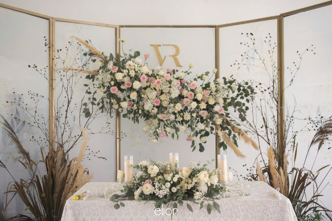 The Wedding of Victor and Risca by Elior Design - 017