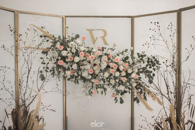The Wedding of Victor and Risca by Elior Design - 018