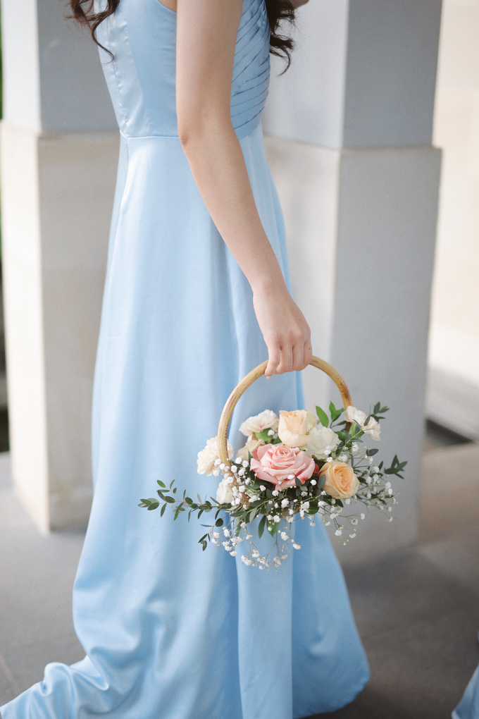 R&H Bridesmaids Dresses by Vicuna - 003