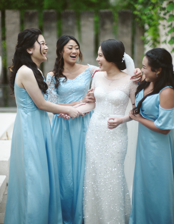 R&H Bridesmaids Dresses by Vicuna - 004
