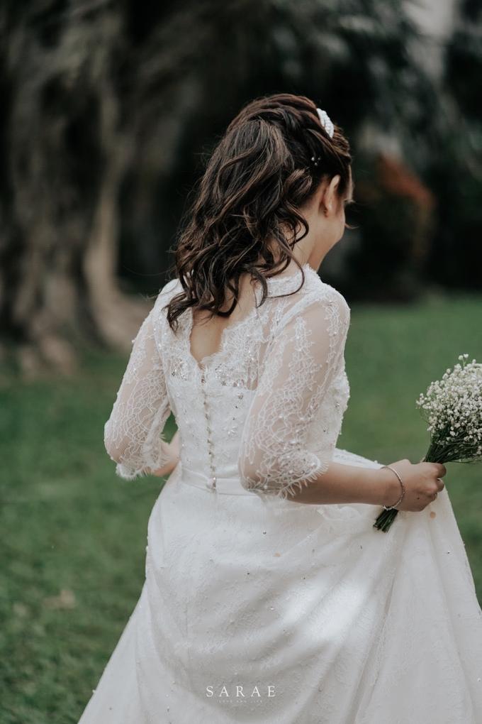 Karen & Erich (Wedding Gown)  by Vicuna - 001