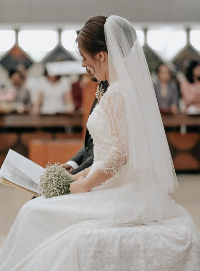 Karen & Erich (Wedding Gown)  by Vicuna - 003