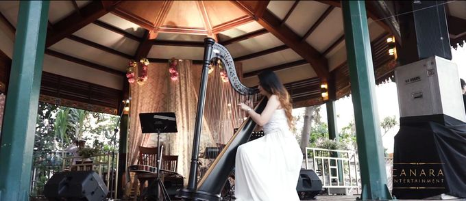 Martin & Allia Wedding - Cruise Ship by Canara Entertainment - 005