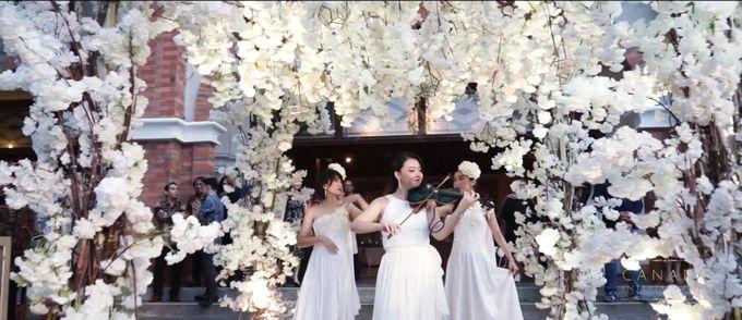 Martin & Allia Wedding - Cruise Ship by Canara Entertainment - 004