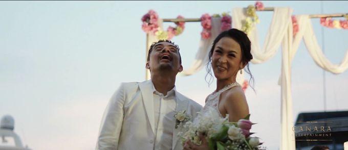 Martin & Allia Wedding - Cruise Ship by Canara Entertainment - 007