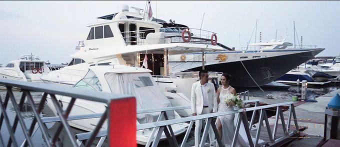 Martin & Allia Wedding - Cruise Ship by Canara Entertainment - 006