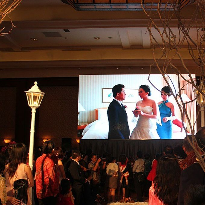 RENT LED PANEL BIG SCREEN by Hotel Indonesia Kempinski Jakarta - 004