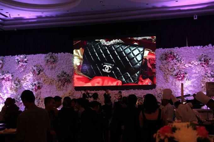 RENT LED PANEL BIG SCREEN by Hotel Indonesia Kempinski Jakarta - 005
