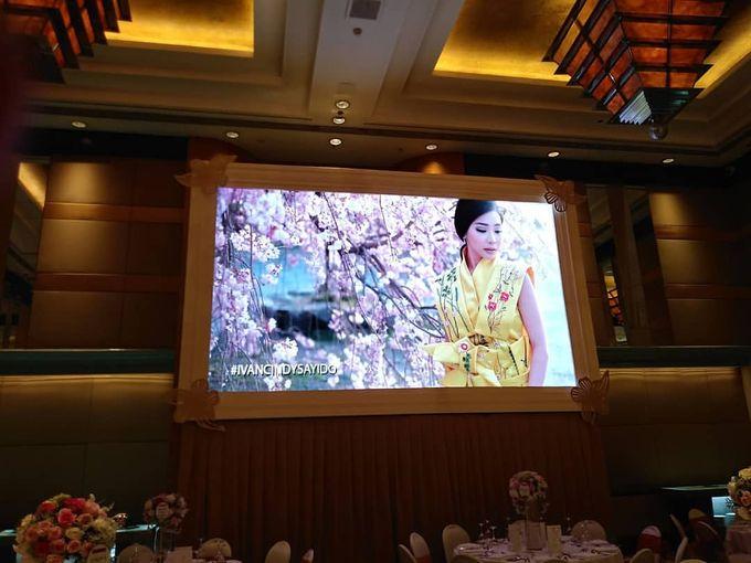 RENT LED PANEL BIG SCREEN by Hotel Indonesia Kempinski Jakarta - 002