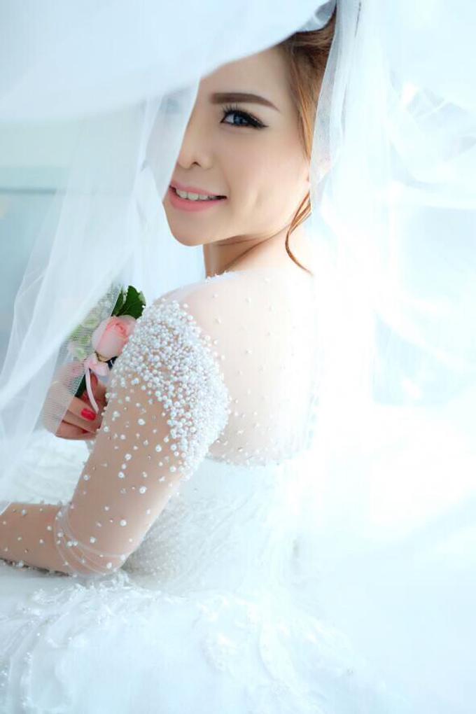 Wedding of Charlie And Yunita by Vidi Daniel Makeup Artist managed by Andreas Zhu - 005