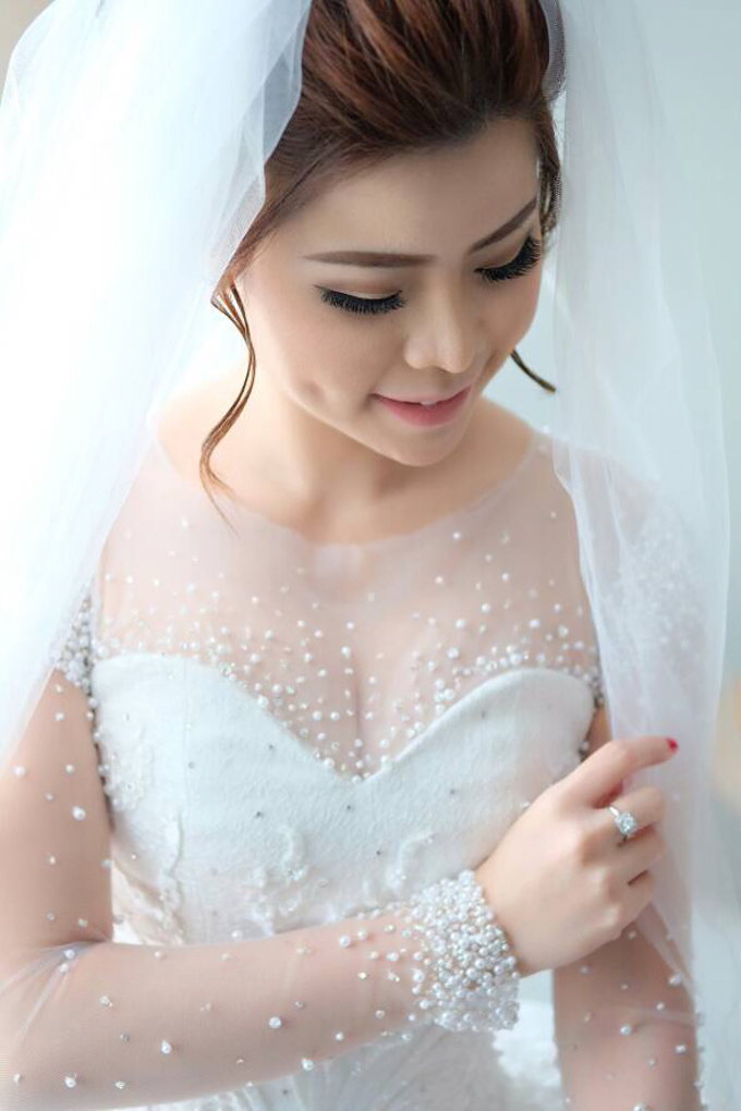 Wedding of Charlie And Yunita by Vidi Daniel Makeup Artist managed by Andreas Zhu - 006