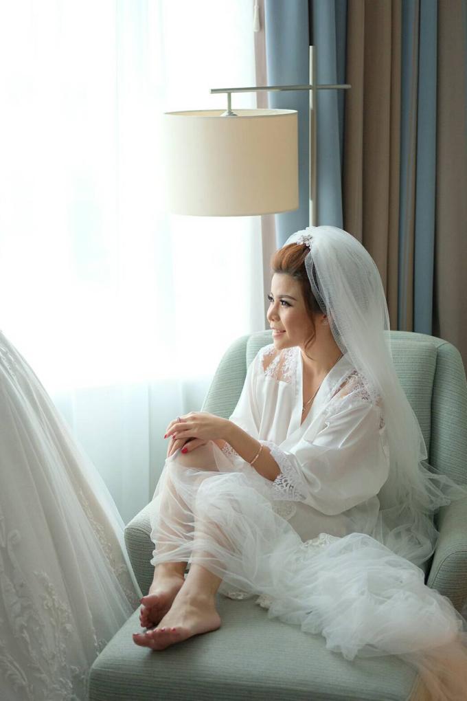 Wedding of Charlie And Yunita by Vidi Daniel Makeup Artist managed by Andreas Zhu - 007