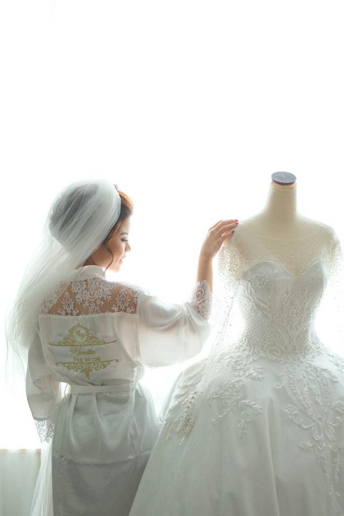 Wedding of Charlie And Yunita by Vidi Daniel Makeup Artist managed by Andreas Zhu - 014
