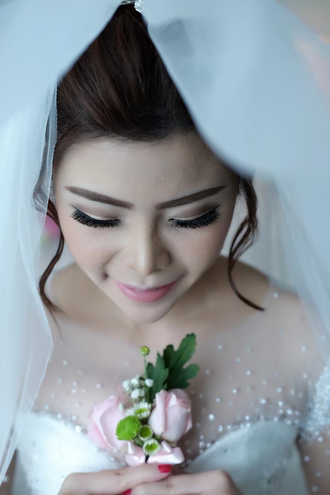 Wedding of Charlie And Yunita by Vidi Daniel Makeup Artist managed by Andreas Zhu - 018