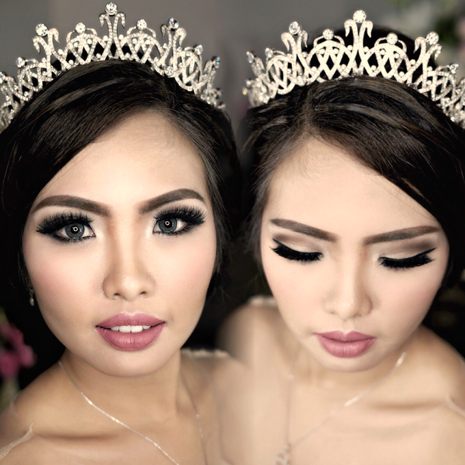 Wedding Bernhard and Mellisa by Vidi Daniel Makeup Artist managed by Andreas Zhu - 003