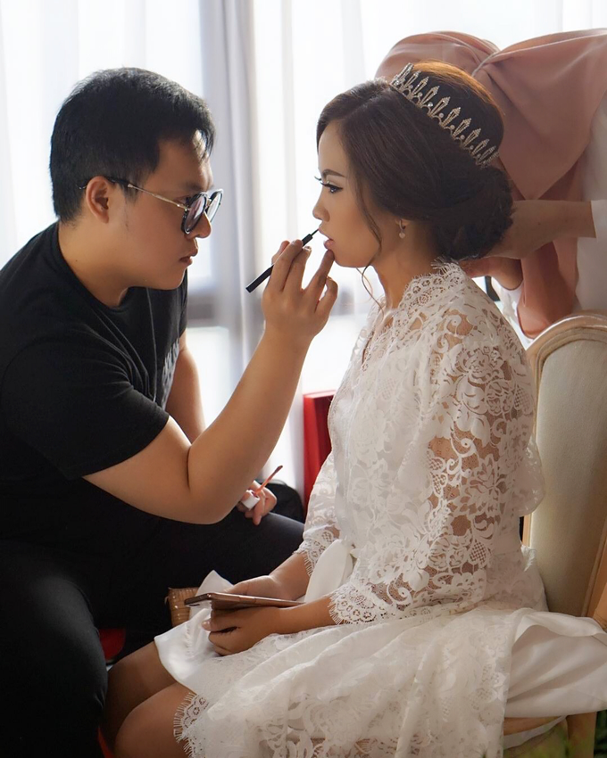 Wedding Bernhard and Mellisa by Vidi Daniel Makeup Artist managed by Andreas Zhu - 004